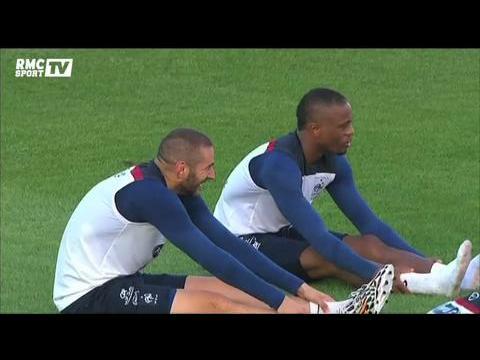 Football / Equipe de France / Les Bleus soudés - 11/06