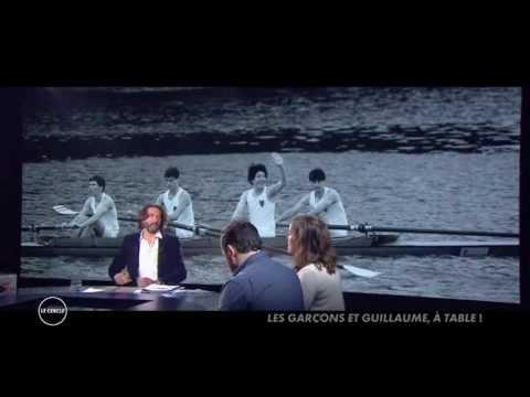 Zapping tv fr d ric beigbeder nu en direct sur canal - Les garcons guillaume a table streaming ...
