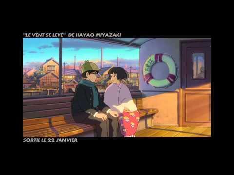 interview d 39 hayao miyazaki pour le vent se leve sur orange vid os. Black Bedroom Furniture Sets. Home Design Ideas