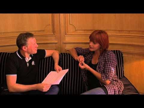 Fauve Hautot de D.A.L.S en interview avec  LDpeople.com