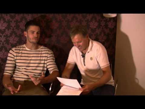 Baptiste Giabiconi en interview avec Lionel Durel d'LDpeople