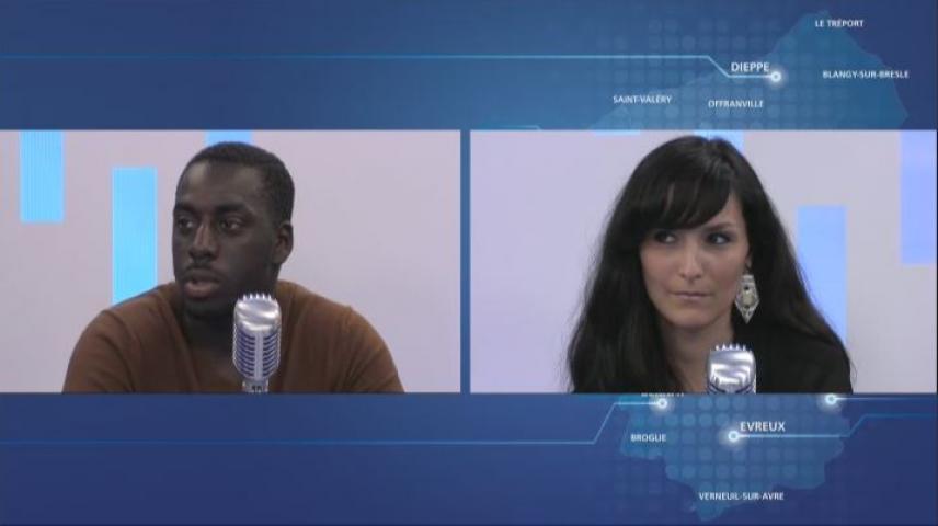 Invité de la rédaction - Odkam et Olivia Rite