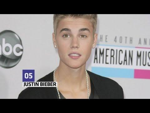 Justin Bieber accusé de tentative de vol de téléphone !