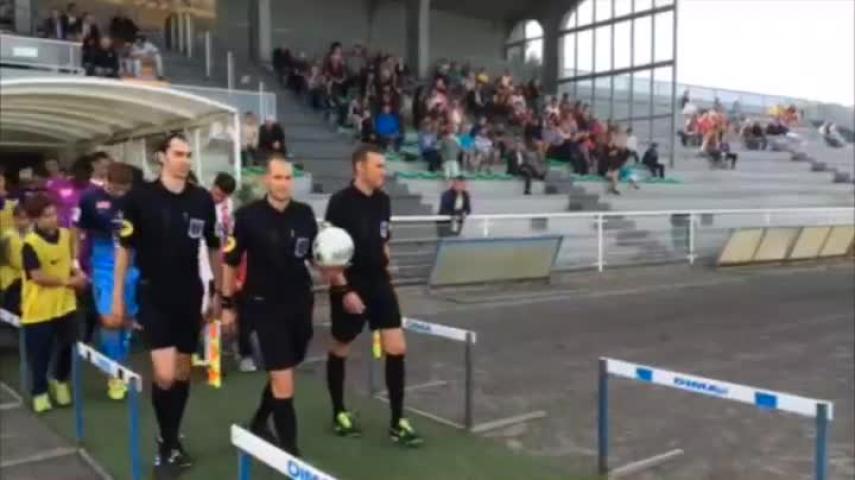 Foot : HAC - Brest