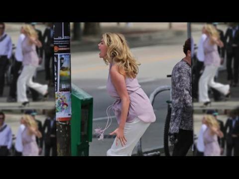 Kate Upton s'énerve dans son nouveau film