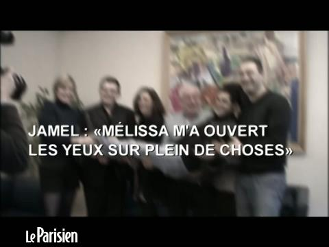Jamel : «Mélissa m'a ouvert les yeux sur plein de choses»