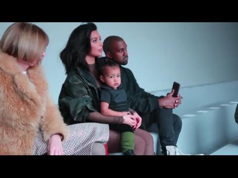 Kim et Kanye loueront Disneyland pour le 2ème anniversaire de North