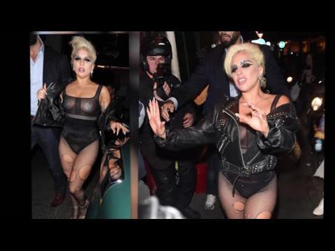 Lady Gaga est une lady le jour et une reine du punk la nuit