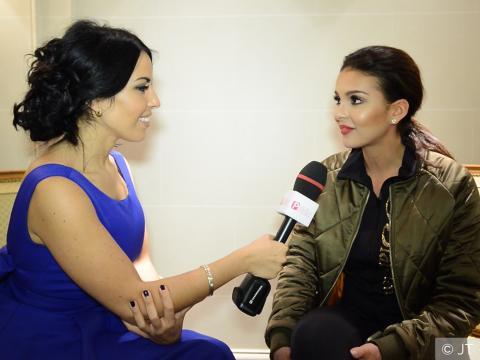 """Exclu Vidéo : Sara Chafak (Miss Finlande 2012) : """"Je vis actuellement mon rêve...mais pourquoi pas le poursuivre en France"""""""