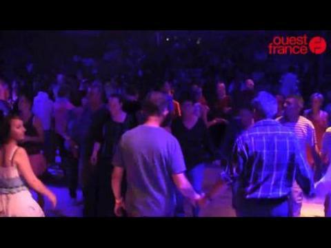 Vidéo de sexe de nuit de bal