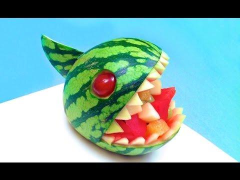 Comment faire un bol de melon d 39 eau en piranha hd sur orange vid os - Comment faire murir un melon ...