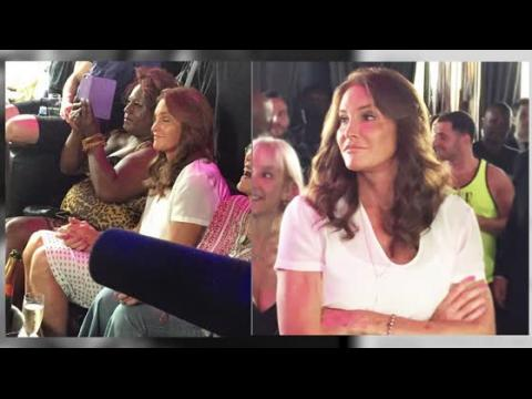 Caitlyn Jenner fait sa première apparition publique à la Pride de New York