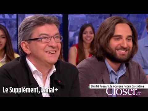 Le Supplément : Jean-Luc Mélenchon admire Carole Bouquet