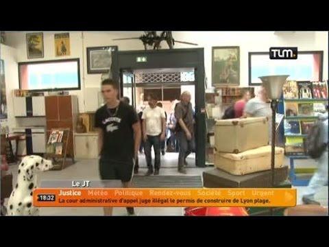 Un nouveau d p t vente emmaus villeurbanne sur orange vid os - Emmaus paris depot vente ...