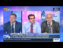 Quels rôles jouent les banques dans la crise grecque ?: David Benamou, Jean-Paul Betbeze - 02/07
