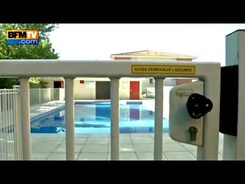 piscines priv es des squatteurs d logent et agressent les propri taires sur orange vid os. Black Bedroom Furniture Sets. Home Design Ideas