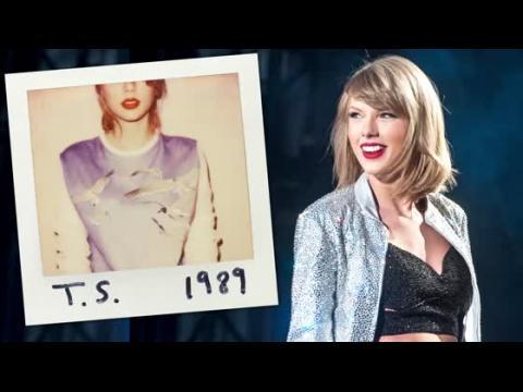 1989 de Taylor Swift est l'album qui s'est vendu le plus rapidement en 10 ans
