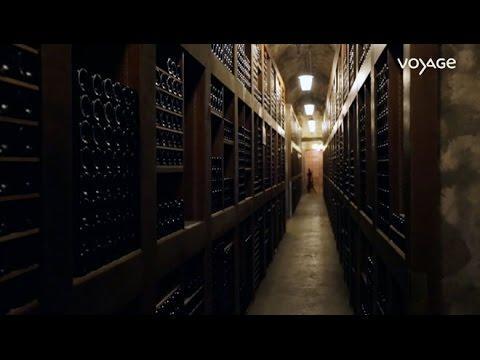 La plus grande cave à vin d'Europe