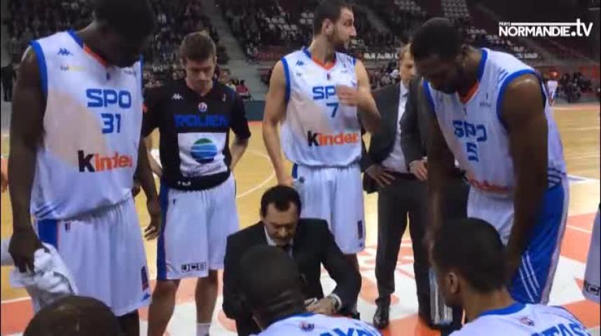 Basket-ball : Ian Mahinmi va s'impliquer au SPO Rouen