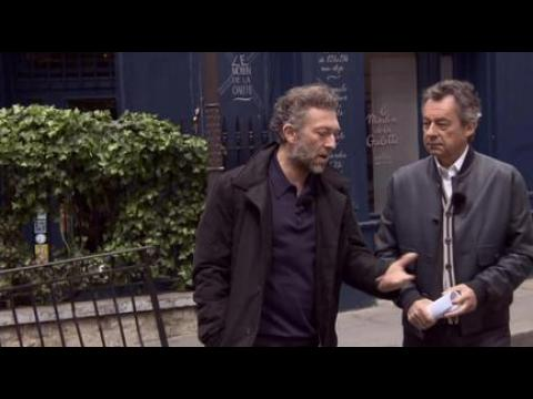 Vincent Cassel démonte le Front National - ZAPPING PEOPLE DU 18/06/2015