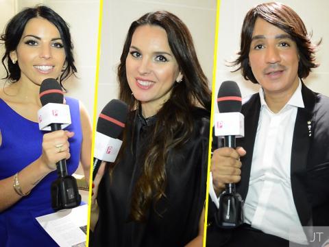 Exclu Vidéo : Elisabete Reis, Hany El Behairy : entretiens avec les designers de l'Oriental Fashion Show 2015