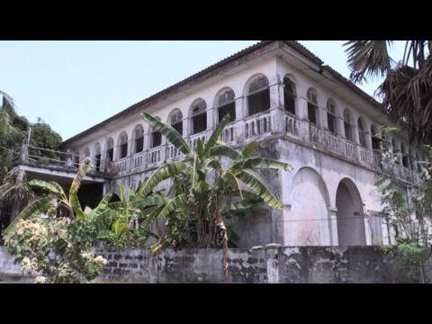 Côte d'Ivoire: la ville de Bassam a 100 ans