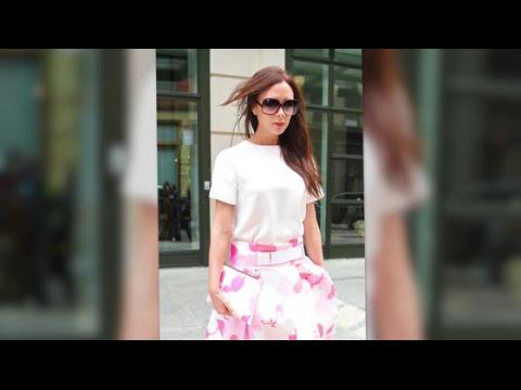 Victoria Beckham change de look à New York