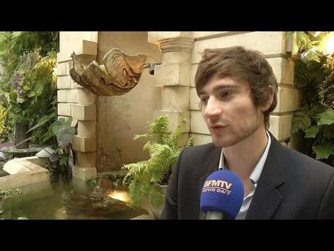"""Prix des lecteurs L'Express-BFMTV : François-Henri Désérable dame """"le pion à Michel Houellebecq"""""""