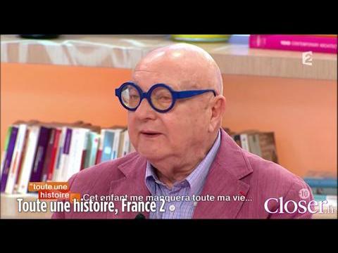 Jean Pierre Coffe évoque la perte de son enfant dans Toute une histoire