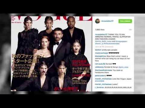 Kendall Jenner et Kanye West font équipe dans le Fashion Gang de Givenchy