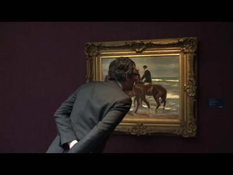 Sotheby's: première vente d'une oeuvre de la collection Gurlitt