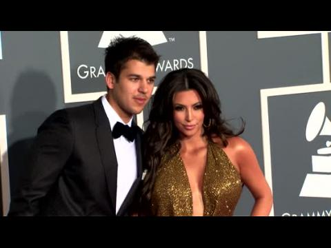 Rob Kardashian envoie un enregistrement vocal à Kim pour la guérir de ses nausées