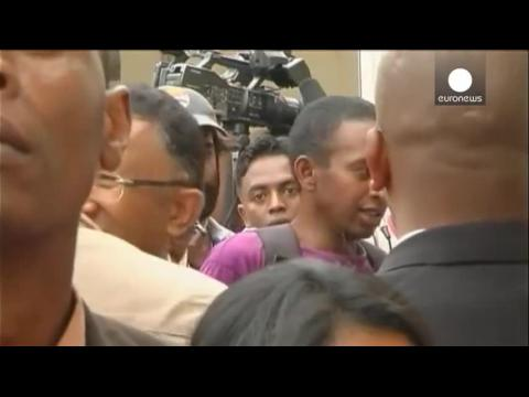 Madagascar lawmakers vote to remove president