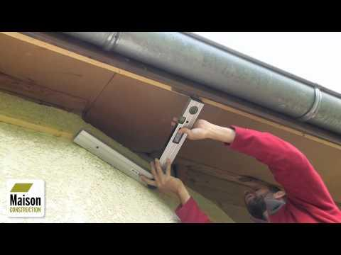 Habillage d bord de toit sur orange vid os - Debord de toit ...