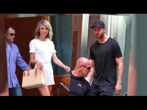 Taylor Swift et Calvin Harris au lendemain de leur soirée romantique