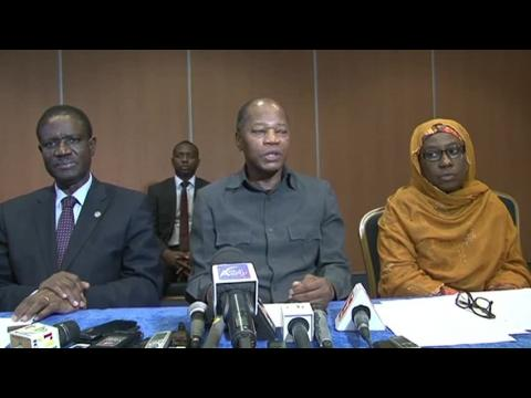 Burkina: la médiation internationale demande une transition civile