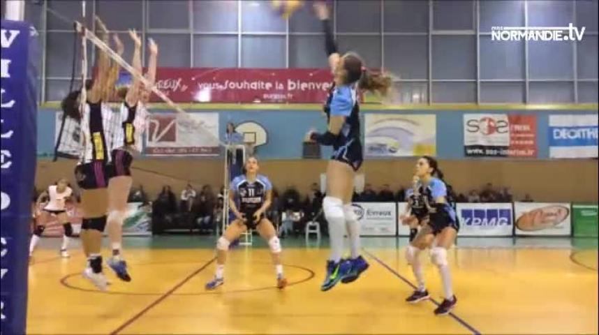 Volley-ball - Coupe de France : Evreux chute encore du cinquième...