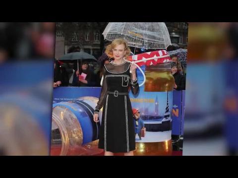 Nicole Kidman est superbe à la première de Paddington