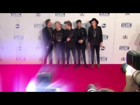 One Direction raffle la mise aux AMA