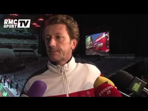 """Tennis / Roux : """"Ils ont hâte d'y être"""" 19/11"""