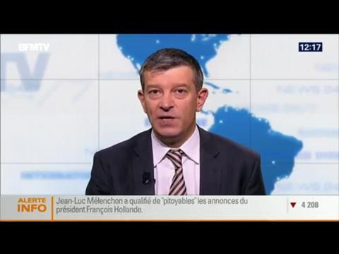 L'Édito éco de Nicolas Doze: Discours de mi-mandat de François Hollande: ce qu'il faut retenir - 07/11