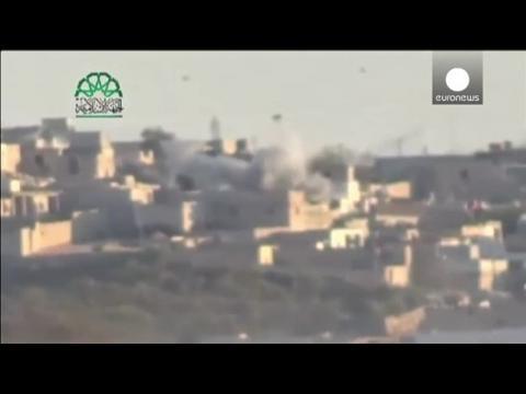 Intensification des raids aériens contre le groupe Etat islamique