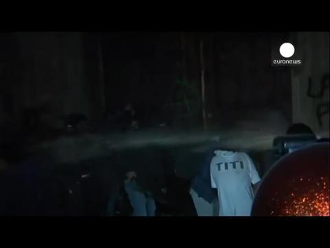 Mexique : la violence s'invite dans les manifestations après l'annonce du massacre des étudiants