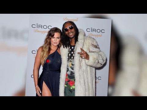 Khloé Kardashian fête les 30 ans de French Montana