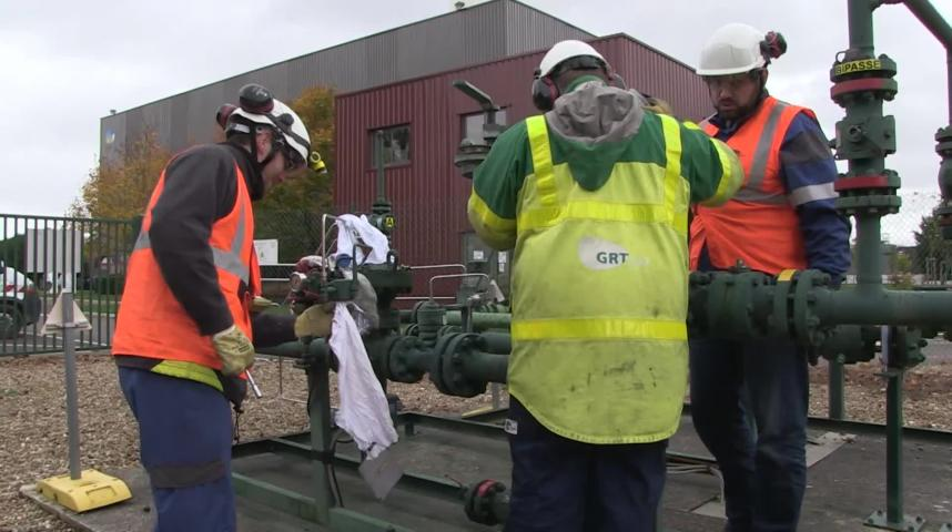 Les métiers de la maintenance : Le réseau gaz