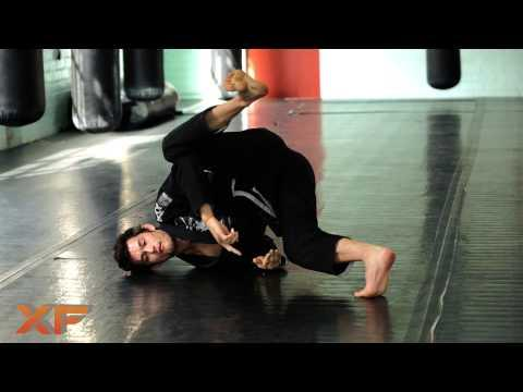 XF MMA and Jiu Jitsu Basics  Up and Over Technique