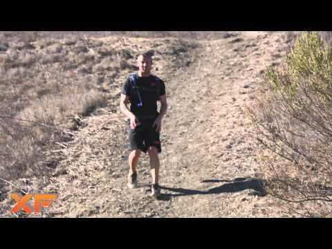 Active Outdoors: Backward Hill Sprints by XF