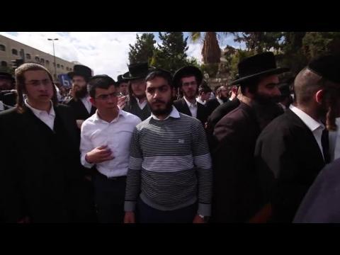 Attaque à la voiture à Jérusalem: l'auteur tué