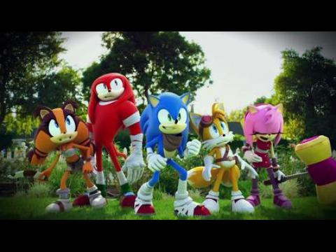 Sonic Boom : L'Ascension de Lyric - Pub US