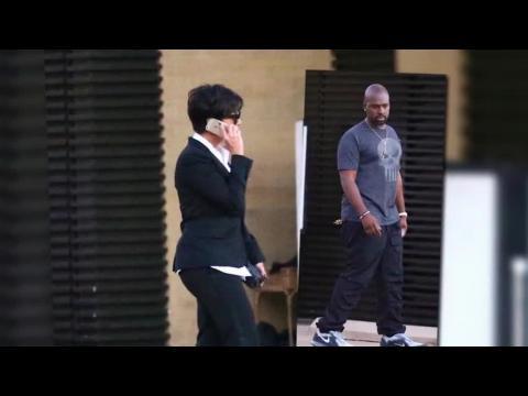 Kris Jenner au bras de son nouvel homme, Corey Gamble